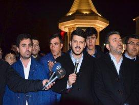 AK Parti Konya İl Gençlik Kolları, bin öğrenci ile Çanakkale'ye gitti