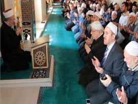 Terör saldırılarında hayatını kaybedenler için hatim duası