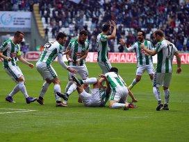 Torku Konyaspordan tarihi rekor