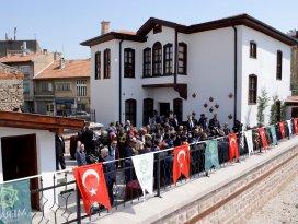 Gazezler Kültür Konağı hizmete açıldı