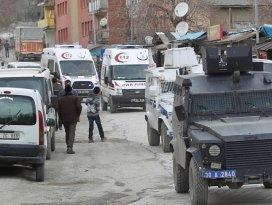 Yüksekovada terör saldırısı: 3 şehit, 9 yaralı