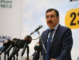 Uluslararası Tarım Fuarı Konyada açıldı