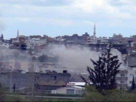 Nusaybin'de patlama: 1 şehit, 4 yaralı
