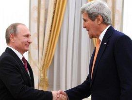 Rusya ve ABD, Suriye konusunda anlaştı