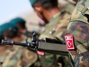 Dağlıcada PKK ile çatışma: 2 asker şehit