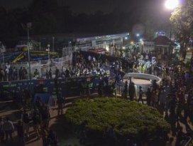 Pakistanda lunaparkta bombalı saldırı: 63 ölü