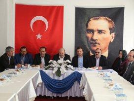 AK Parti Hadim 53. Danışma Toplantısı yapıldı
