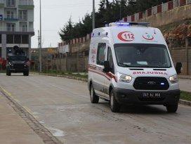 Nusaybinde yaralanan asker şehit oldu