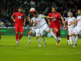 Gençlerbirliği, Torku Konyasporu ağırlayacak