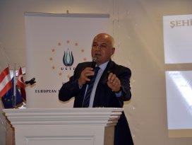 Avusturyada Muhsin Yazıcıoğlunu Anma programı