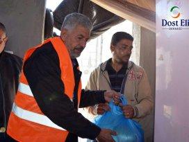 Dost Eli'nden Gazze'ye yardım