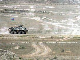 70 Ermeni askeri öldürüldü, 5 Ermeni tankı imha edildi