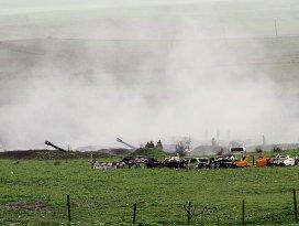 Ermenistan ordusu 115 kez ateşkes ihlali yaptı