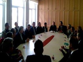 Seydişehirde güvenlik danışma kurulu toplantısı