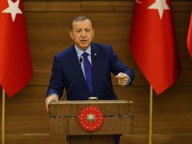 Erdoğan: Başında bulunduğu partinin yüz karasıdır