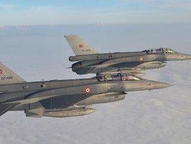 Kuzey Iraktaki terör örgütü hedefleri imha edildi
