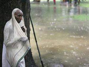 Hindistanda yağış felaketi:43 ölü 5 yaralı