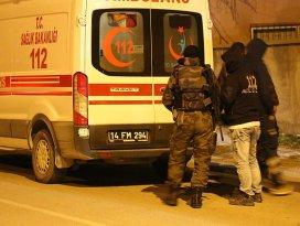 Bolu'da terör örgütü 2 PKKlı etkisiz hale getirildi
