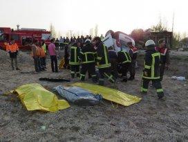 Konyada feci kaza: 4 ölü