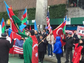 Ermenistan, ABDde protesto edildi
