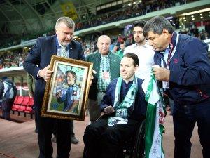 Branimir Poljac evine döndü