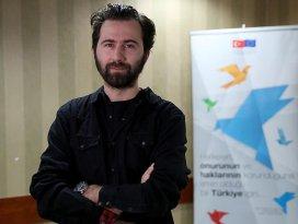 Türkiyenin insan hakları filmi çekildi