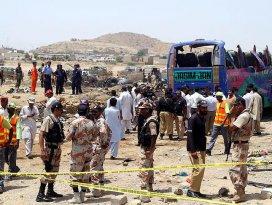 Pakistanda trafik kazası: 19 ölü