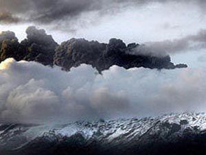 İspanya hava sahasına kül bulutu yasağı