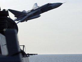 Rus savaş uçaklarının manevraları uluslararası standartlara aykırı