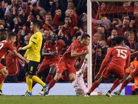 UEFA Avrupa Liginde yarı finale yükselen takımlar belli oldu
