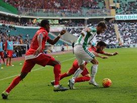 Eskişehirspor ile Torku Konyaspor 12. randevuda