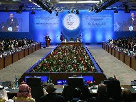İİT sonuç bildirisinde İrana eleştiri