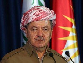 Barzani: Kürtlerin Bağdatta ihmal edilmesi kabul edilmez
