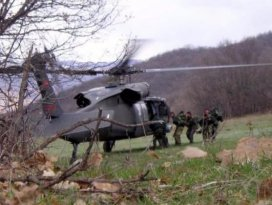 Eylem hazırlığındaki PKKya film gibi operasyon!