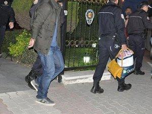 Balıkesirde terör operasyonu: 7 tutuklama