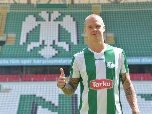 Torku Konyaspora Holmen müjdesi!