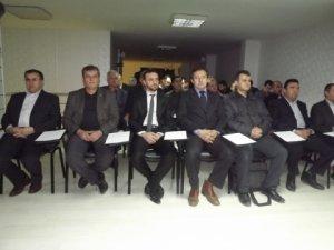 Seydişehir MÜSİADda bilgilendirme toplantısı