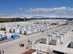 TOKİ Suriyeliler için 3 yeni konteynerkent kuracak