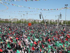 Diyarbakırda Kutlu Doğum Haftası etkinliği düzenlendi