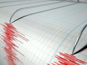 Ege Denizinde 4,1 büyüklüğünde deprem
