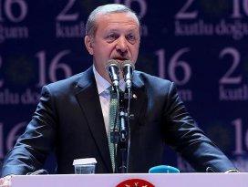 Erdoğan: Bizi birleştiren bir şey var, İslam