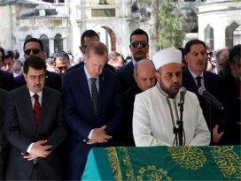 Erdoğan, Salih Tunayı acı gününde yalnız bırakmadı