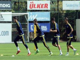 Fenerbahçede Konyaspor mesaisi
