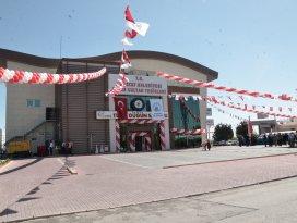 Selim Sultan Sosyal Tesisleri açıldı