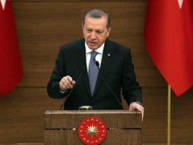 Erdoğan: Bu iş bitecek! Eğer başaramazsak...