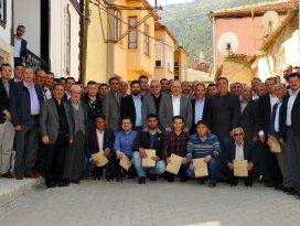 AK Parti Akşehirde istişare toplantısı