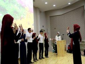 Seydişehirde Kutlu Doğum Haftası programı