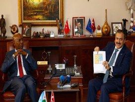 Türkiyeden Cibutiye Dostluk Barajı