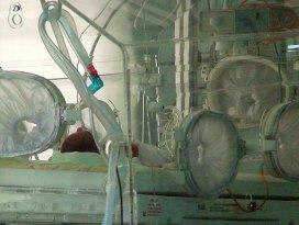 Beyin ölümü gerçekleşen annenin 55 gün sonra bebeği doğdu