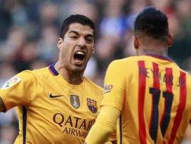 Barcelona, Deportivoya 8 attı